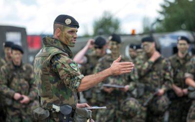Die Armee mit einem Bürgerdienst stärken