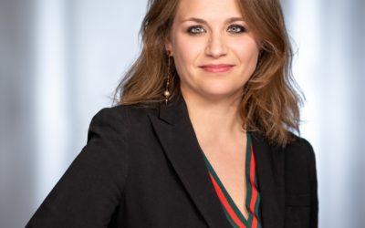 Noémie Roten, la justice militaire au féminin